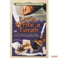 Let's Write A Torah  DVD