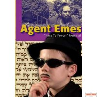 Agent Emes #7 - Hard to Forget (Part 2)  DVD