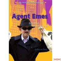 Agent Emes #11 - in Shushan Shpittsburgh - DVD