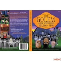 The Golem & the Mysterious Palace of five DVD