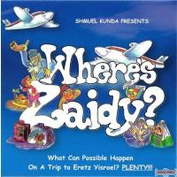 Where is Zeidi? CD