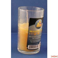 Memorial (Yortzeit) Candle - Beeswax (1 Day)- (does not qaulify for free shipping)