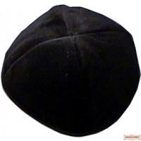 Velvet Yarmulka Size 9