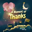 A Moment of Thanks, Preschoolers Learn to Say thank-you