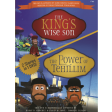 The King's Wise Son & The Power of Tehillim, 2 Stories in 1 DVD